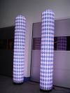 Oktoberfest-Cone 3m LED RGB - Tagesmiete - Mieten