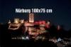 03-Fotodruck auf Leinwand 100x75 cm - Nürburg