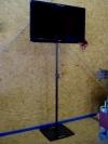 LCD-Screen 50 Zoll - Tagesmiete - Mieten - Stativ hohe Ausführung