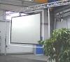Rahmenleinwand 2,40 x 1,80 m - Tagesmiete - Mieten