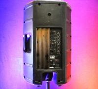 LD Aktiv PA Box mit eingebautem Mixer, Tagesmiete - Mieten