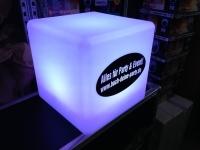Akku-LED-Würfel