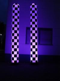 Racecone 4m LED RGB - Tagesmiete - Mieten
