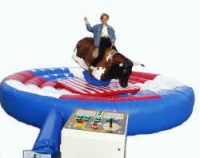 Bull-Riding mit Bediener - Tagesmiete - Mieten