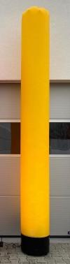 LED Aircone 4,00m Säule gelb - Tagesmiete - Mieten