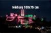 05-Fotodruck auf Leinwand 100x75 cm - Nürburg
