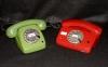 Wählscheibentelefon (versch. Farben) Tagesmiete - Mieten